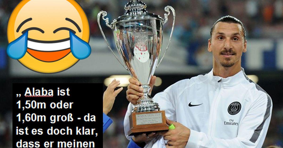 Zlatan Ibrahimovic Zitate