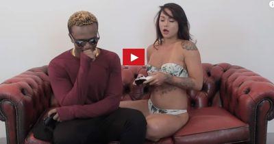 YouTube-Star spielt Strip-FIFA gegen Supermodel Mica Martinez