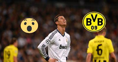 Cristiano Ronaldo: Respekt vor Dortmund